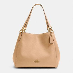 Coach Hallie Shoulder Bag